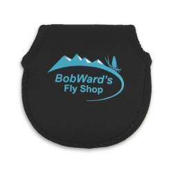 Stone Creek Bob Ward ' S Fly Shop Neoprene Reel Pouch