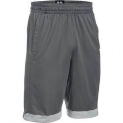 Under Armour Men ' S Ua New Money Basketball Shorts - Graphite