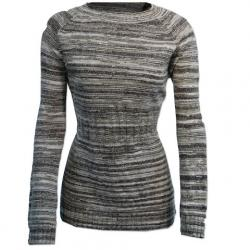Columbia Women ' S Melange Meadow Pullover Sweater - Stone Multi