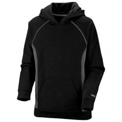 Columbia Youth Boys Crater Mountain Pullover - Black