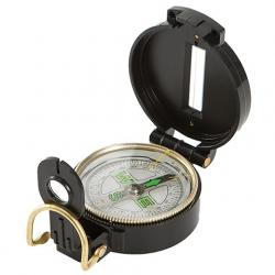 Allen Lensatic Compass - Black
