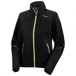 Columbia Women ' S Flyin ' Dry Shell Jacket - Black