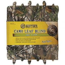 Hunter Specialties 56 In X 12 Ft Realtree Xtra Camo Leaf Blind Material