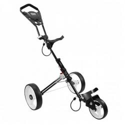 Izzo Rover Ii Push Cart - White