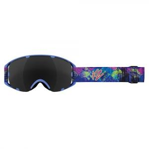 K2 Men ' S Source Snow Goggle - Blue Party / Sunrise