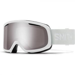 Smith Women ' S Riot Snow Goggle - White Vapor / Chromapop Sun Platinum Mirror