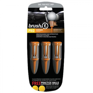 Brush T Golf Tees ( 3pk )