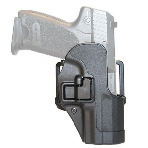 Blackhawk Serpa Cqc Left Hand Holster For Glock Models 26 , 27 And 33