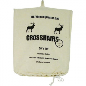 Crosshairs 30 X 50 4oz Elk / Moose Quarter Bag