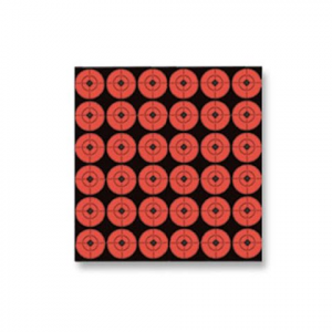 Birchwood Casey 1 Inch Self - Adhesive Target Spots Targets ( 360 - Pack )