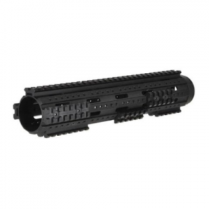 Advanced Technology Ar - 15 Rifle Length Free Float Forend Combo Rail Package