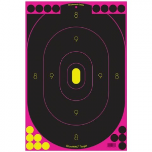 Birchwood Casey Shoot N C 12 X 18 Inch Self Reactive Targets ( 5 Pack )
