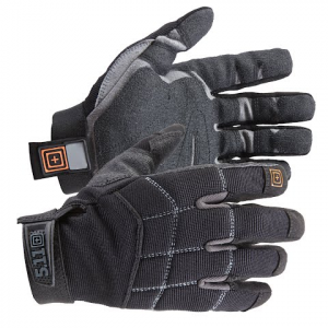 5 . 11 Tactical Station Grip Gloves - Black