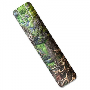 Ergo Grips Flat Panel Graphic Rail Covers ( 2 Piece Set ) - Camo