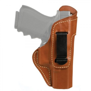 Blackhawk Inside - The - Pant Holster With Belt Clip ( Smith And Wesson J Frame ) - Brown