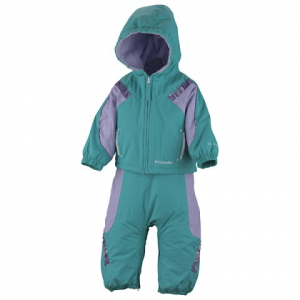 Columbia Youth Infant Edie Princess Snow Set - Reef
