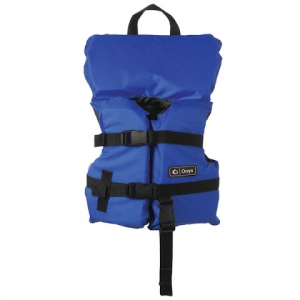 Onyx Infant General Purpose Pfd Vest - Blue / Black