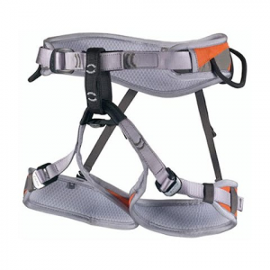 Camp Jasper Cr3 Climbing Harness - Orange