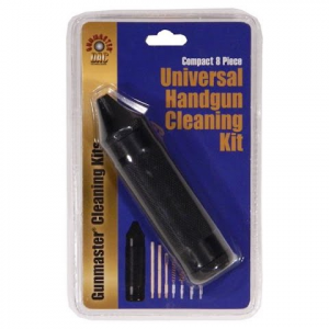 Dac Compact 8 Piece Universal Handgun Cleaning Kit