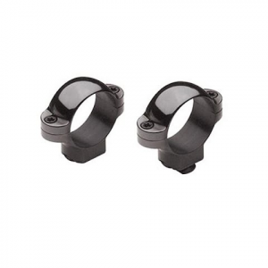Burris Standard Medium Matte Black Rings