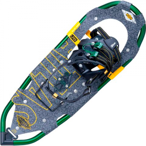 Atlas Snowshoes Men ' S Access Snowshoes - Grey / Green