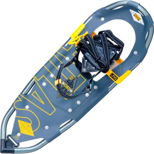 Atlas Snowshoes Men ' S Rendezvous Snowshoes - Grey / Yellow