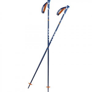 Scott Mens Jib Ski Pole - Blue