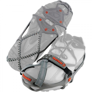 Yaktrax Run Series - Grey / Red