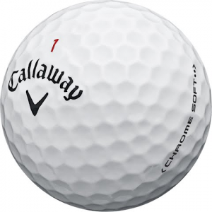 Callaway Chrome Soft Golf Balls ( 12 Pack ) - White