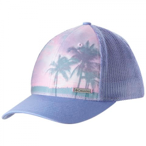 Columbia Women ' S Columbia Mesh Hat - Pale Purple / Paradise