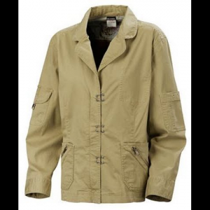 Columbia Women ' S Alderdale Shirt Jacket - Suede