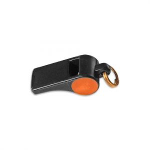 Dokken Pro Training Whistle ( Black )