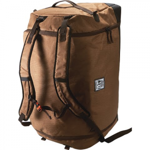 Flow Runaway Travel Backpack - Brown
