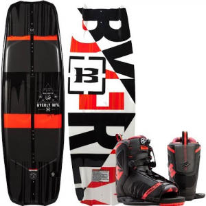 Byerly Monarch Wakeboard With Hyperlite Remix Boots Combo