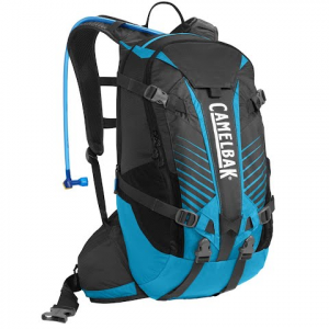 Camelbak K . U . D . U 18 Hydration Pack - Charcoal / Atomic Blue