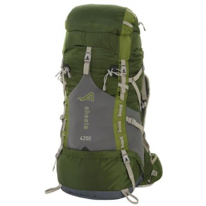 Alps Mountaineering Shasta 4200 Internal Frame Pack - Green