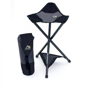 Gci Outdoor Packseat Portable Stool - Black
