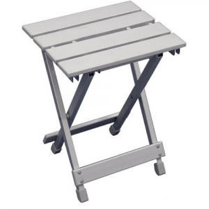 Alps Mountaineering Sidekick Stool / Side Table - Silver