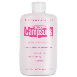Campsuds Peppermint Bath Soap And Shampoo Formula ( 8oz )