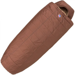 Big Agnes Whiskey Park 0 Degree Sleeping Bag - Cappuccino