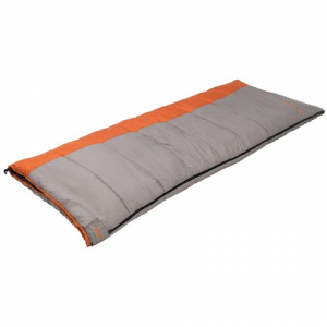 Alps Mountaineering Fahreneit 20 Degree Sleeping Bag - Grey / Orange