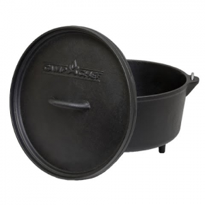 Camp Chef Classic Deep 12 Inch Dutch Oven