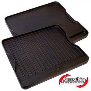 Camp Chef Reversible 16 Inch Cast Iron Grill / Griddle