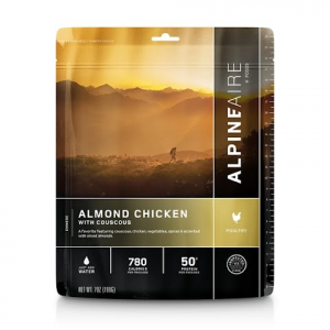 Alpine Aire Foods Almond Chicken With Couscous