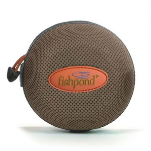 Fishpond Kodiak Molded Reel Case : 4 Inch - Shale