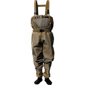 Filson Breathable 5 - Layer Stockingfoot Waders ( King Size ) - River Green