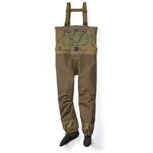 Filson Mens Pro Guide Waders ( King Size ) - River Green