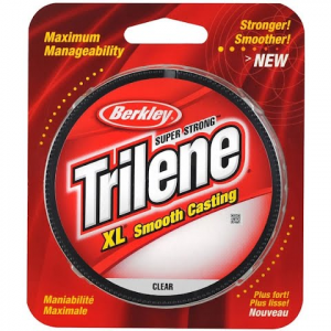 Berkley Trilene Xl ( 8lb X 330yds / Clear )