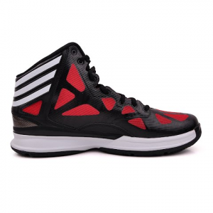 Adidas Men ' S Crazy Shadow 2 Basketball Shoes - Black / White