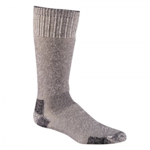 Fox River Men ' S Gibraltar Frontier Hiking Sock - Charcoal